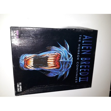 Amiga - Alien Breed 2- Box