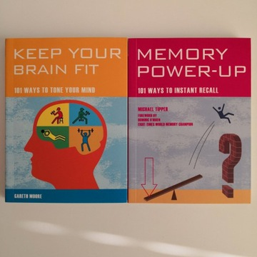 KEEP YOUR BRAIN FIT MEMORY POWER UP Moore Tipper