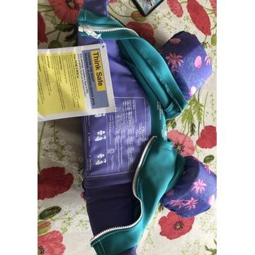 Nowa kamizelka do pływani dla dziewczynki 14-23 kg
