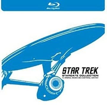 Star Trek Stardate Collection 1-10 Blu-Ray