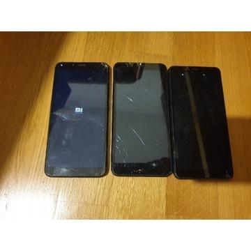 Zestaw 3x Xiaomi Redmi  6 6a