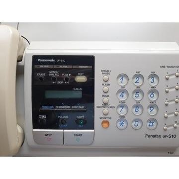TELEFON FAKS PANASONIC UF-S10 PANAFAX UF-S10