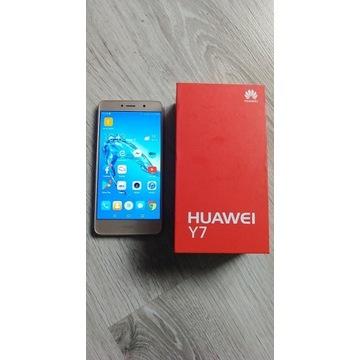 Smartfon Huawei Y7 + MASECZKA GRATIS !