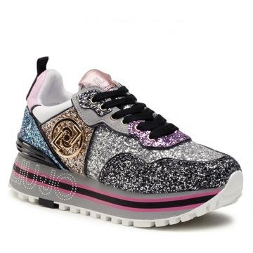 Sneakersy LIU JO buty damskie piekne stylowe posh