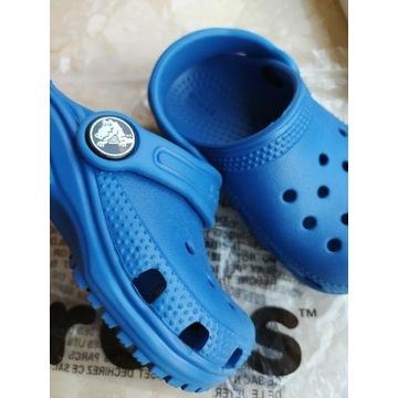 Nowe klapki Crocs Classic clog 6 22/23 oryginalne
