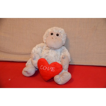 małpka pluszak