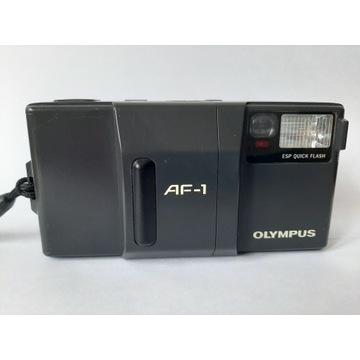 Olympus AF-1_obiektyw 2.8_made in Japan