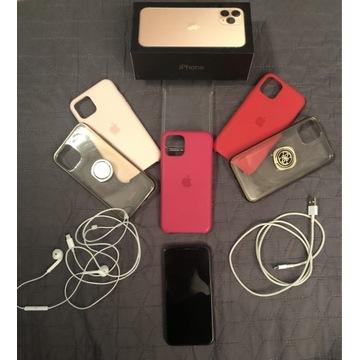 iPhone 11 pro 256GB Gold+ gratis 6 etui