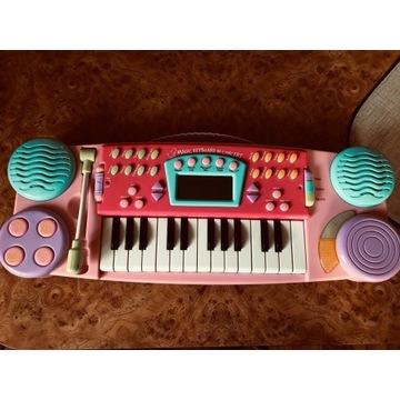 Organki Magic Keyboard in Concert