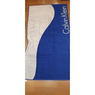 Calvin Klein duży ręcznik plażowy 91cm / 173cm