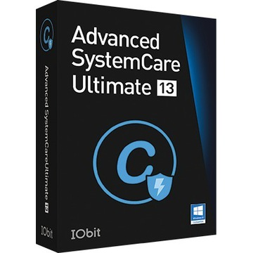 IOBIT ADVANCED SYSTEMCARE ULTIMATE 13 3 PC - 6MS