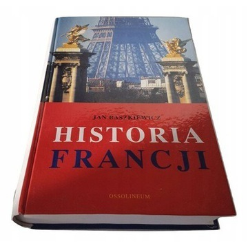 Jan Baszkiewicz Historia Francji (2004) stan ideal