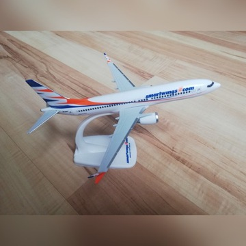 Model samolotu Smartwings Boeing 737 Max 8