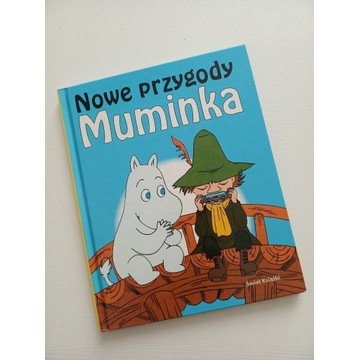 Muminki Nowe Przygody Muminka 3 opowiadania