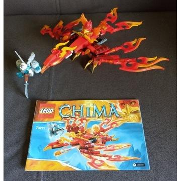 Lego 70221 Legends of Chima Pojazd Flinxa