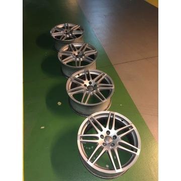 """Felgi Audi 19"""" 5x112 ORYGINAŁ bez ceny minimalnej!"""
