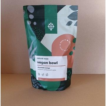 NATURAL MOJO vegan bowl chocolate orange