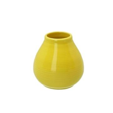Naczynie Ceramiczne PERA żółte 300 ml