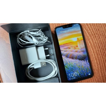 Smartfon Huawei Mate 20 Lite 4 GB / 64 GB czarny