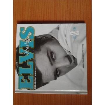 Elvis Presley Narodziny gwiazdy płyta CD + książka