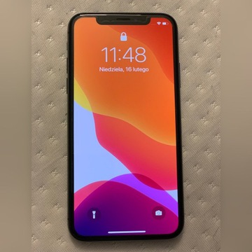 IPhone X Space Gray 256 GB