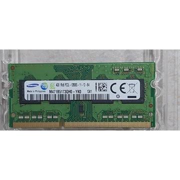 Pamięć 8GB (2x4GB) DDR3 Samsung  do Lenovo Y510P