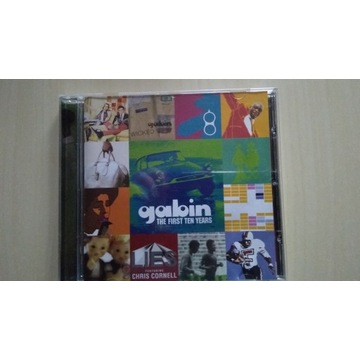 "GABIN ""The first Ten Years"" CD"