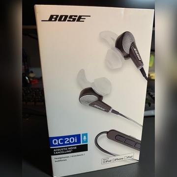 Słuchawki Bose QuietComfort 20i