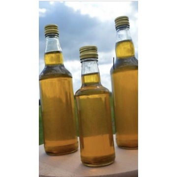 Olej rzepakowy tłoczony na zimno, od rolnika
