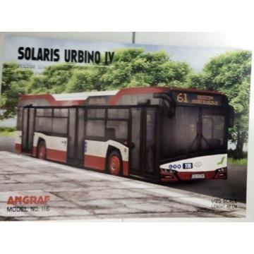 Autobus Miejskiej Komunikacji.Skala 1:25.