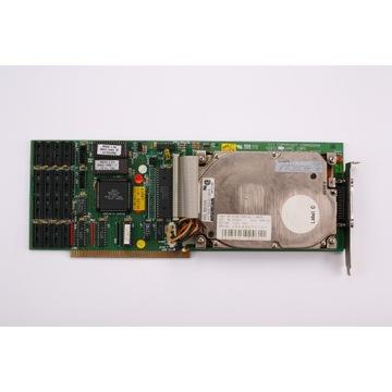 Kontroler A2091 z HDD, rom 6.1, Amiga
