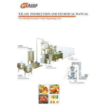 Maszyny do produkcji żelków