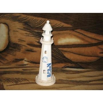 Model latarni morskiej.