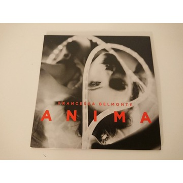 FRANCESCA BELMONTE ANIMA (CD) TRIP-HOP TRICKY