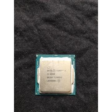 Procesor Intel core i5 6500