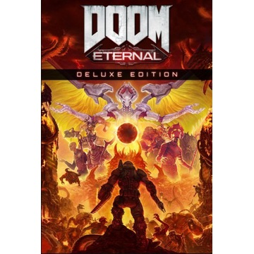 DOOM ETERNAL Deluxe Edition | PC | STEAM | +GRATIS