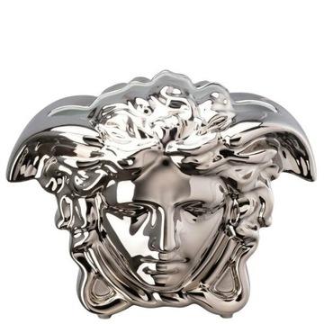 wazon 30cm  ROSENTHAL VERSACE Medusa Grande Silver