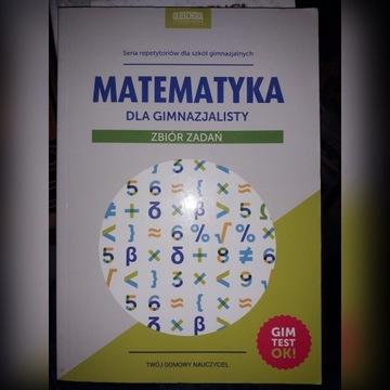 Matematyka dla gimnazjalisty zbiór zadań