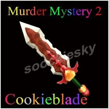 ROBLOX Murder Mystery 2 Cookieblade