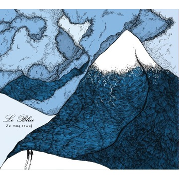 Le Blue - Ze Mną Trwaj (CD) [nowa, bez folii]