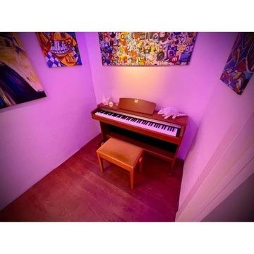 Yamaha CLP-220 Clavinova pianino cyfrowe