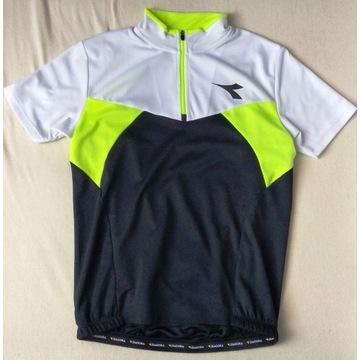 Koszulka rowerowa Diadora rozmiar M