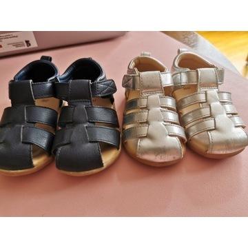pierwsze sandałki r. 20/21 firma H&M stan idealny