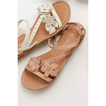 NEXT sandały sandałki 31 32 / 13UK