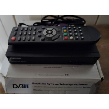 Dekoder DVB-T Opticum STB HD T90