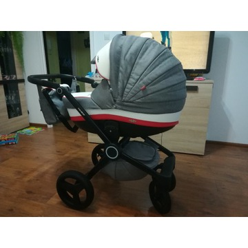 Wózek Adamex Avator 2w1