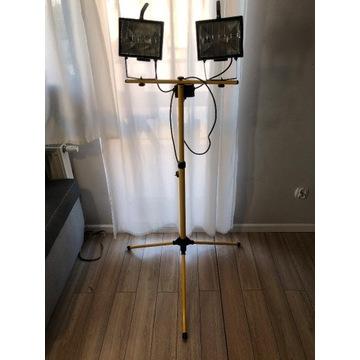Oprawa Lampa Halogen na Statywie 2x500W