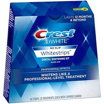 CREST Paski Crest 3D White Professional Effect