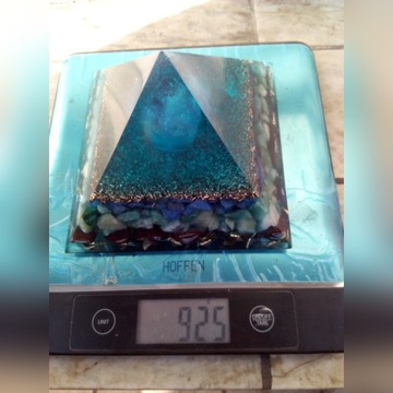 Orgonit - Piramida 13,5 cm