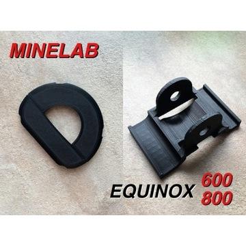 Minelab Equinox 800 600 grip + wzmocnienie 11 15